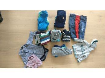 Klädpaket 74-80 POP m.m. - Mellbystrand - Klädpaket 74-80 POP m.m. - Mellbystrand