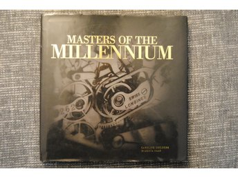 ***Bok Om Klockor ***   Masters Of The Millenium - Childers / Naas