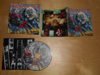 CD - Iron Maiden - USA mini Vinyl CD