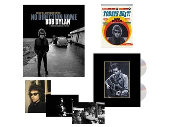 Dylan Bob: No direction home (2 Blu-ray + 2 DVD)