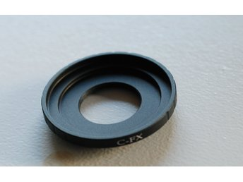 C Movie Mount Lens to fuji FX Adapter Ring