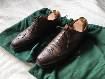 Church's oxford brouges. Storlek 10 G