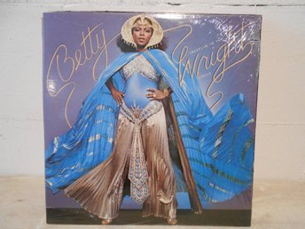 SOUL LP REA !!!!! Betty Wright - Travelin´ In The Circle  !!!!!