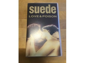 Suede - Love & Poison - VHS