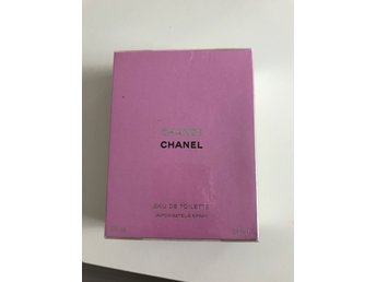 Chanel chance 100ml Ny