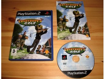 PS2: Everybodys Golf