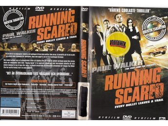 Running Scared 2006 DVD (Hyr)