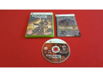 GEARS OF WAR 2 till Xbox 360
