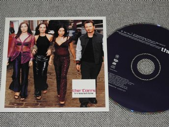 The Corrs -  Irresistible CD Singel