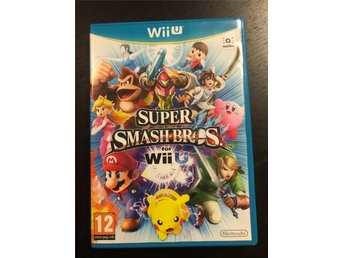 Super Smash Bros till Wii U