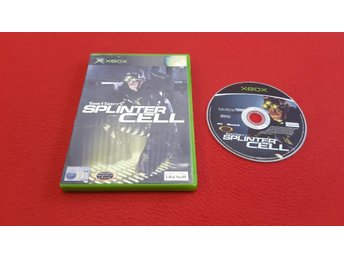 SPLINTER CELL till Xbox