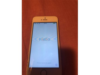 Iphone 5S 16GB telefoner 3 st defekta.