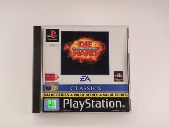 Playstation / 1 Ps1   --  Die Hard Trilogy  --   PAL