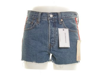Levi Strauss & Co, Jeansshorts, Strl: W27, 501 High Rise Short