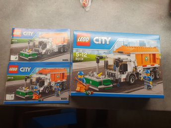 Lego city garage Truck  60118