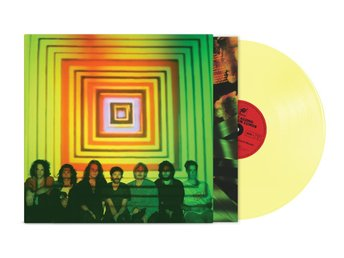 King Gizzard & The Lizard Wizard: Float.(Yellow) (Vinyl LP)