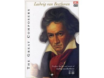Beethoven: The great composers (DVD + 2 CD)