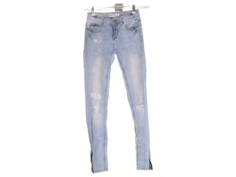 Perfect Jeans Gina Tricot, Jeans, Strl: 24/32, KRISTEN, Blå