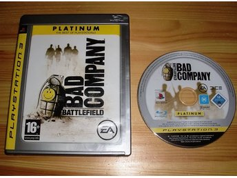 PS3: Battlefield Bad Company