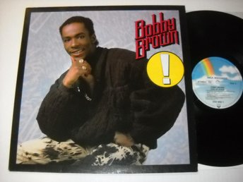 "Bobby Brown ""King Of Stage"""