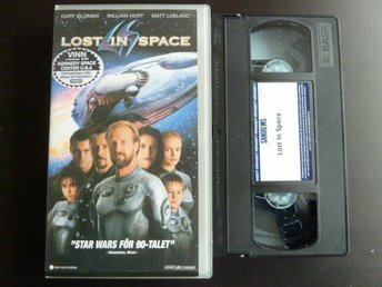 LOST IN SPACE, VHS, FILM