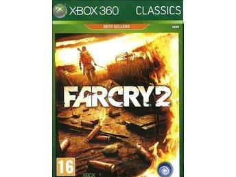 Far Cry 2 - Hallstavik - Far Cry 2 - Hallstavik