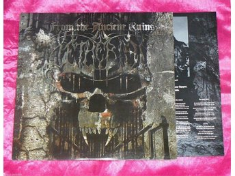 SETHERIAL - FROM THE ANCIENT RUINS - 8 LÅTARS LP - HOLLAND - 2003 - 1a PRESS