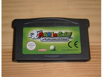 GBA: Mario Golf Advance Tour