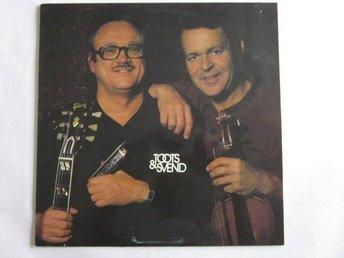 Toots & Svend LP Sonet Swede Toots Thielemans Svend Asmussen - Motala - Toots & Svend LP Sonet Swede Toots Thielemans Svend Asmussen - Motala