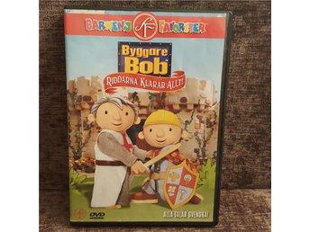 Byggare Bob - Riddarna klarar allt DVD - Luleå - Byggare Bob - Riddarna klarar allt DVD - Luleå