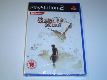 Silent Hill Origins Sony Playstation 2 PS2 PAL *NYTT*