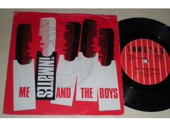 Inmates 45/PS Me and the boys UK 1981 VG - Farsta - Inmates 45/PS Me and the boys UK 1981 VG - Farsta