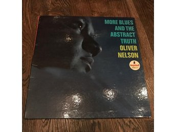 "Oliver Nelson ""More Blues And The Abstract Truth"" Vinyl LP Impulse! 1972 USA"