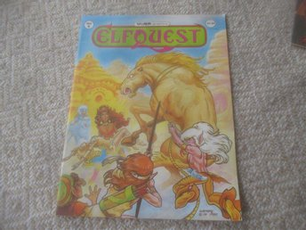 "Elfquest #5, ""Original Quest"", WaRP Graphics"