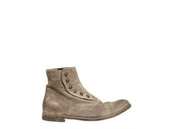 Officine Creative Vintage suede boots strl 44 - Kista - Officine Creative Vintage suede boots strl 44 - Kista