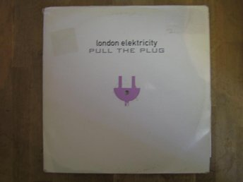 London Elektricity-Pull The Plug (3-Maxisinglar) Toppskick!
