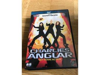 Charlies änglar DVD - Göteborg - Charlies änglar DVD - Göteborg