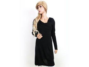 Buffalo storlek 40 klänning långärmad svart SAMFRAKT - Ciechanów - Buffalo storlek 40 klänning långärmad svart SAMFRAKT - Ciechanów