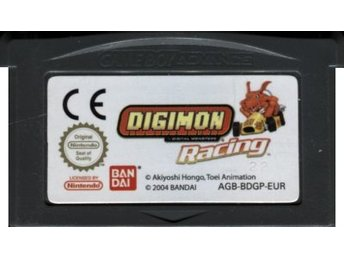 GBA - Digimon Racing (Beg)