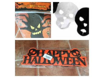 Halloween kit - nytt