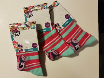 NYA My little pony strumpor Strl 23-26