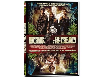 Bong of the Dead '11 NF - KANONSKICK - Thomas Newman - OOP