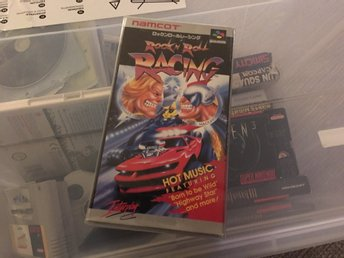 Rock n roll racing super famicom snes