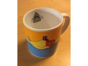 The Simpsons mugg kopp