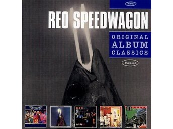 REO Speedwagon: Original album classics 1977-84 (5 CD)