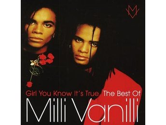 Milli Vanilli: Girl you know it's true 1988-89 (CD)