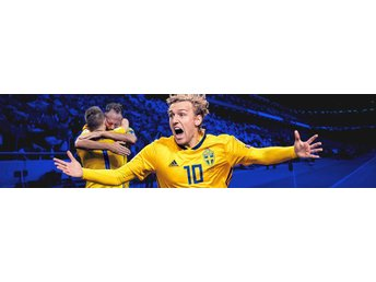 Sverige - Chile!  24 Mars Friends Arena.