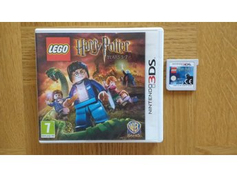 Nintendo 3DS: LEGO Harry Potter Years 5-7