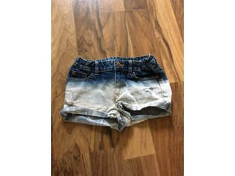 Jeans shorts/jeansshorts från Detroit by Lindex, stl 134