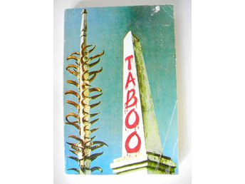 TABOO A study of Malagasy Customs and Beliefs Jørgen Ruud 1970